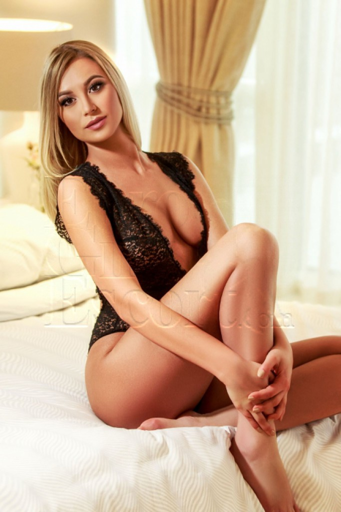 Escort Eva - top girls from London